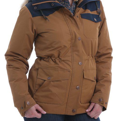 ladies barn coat