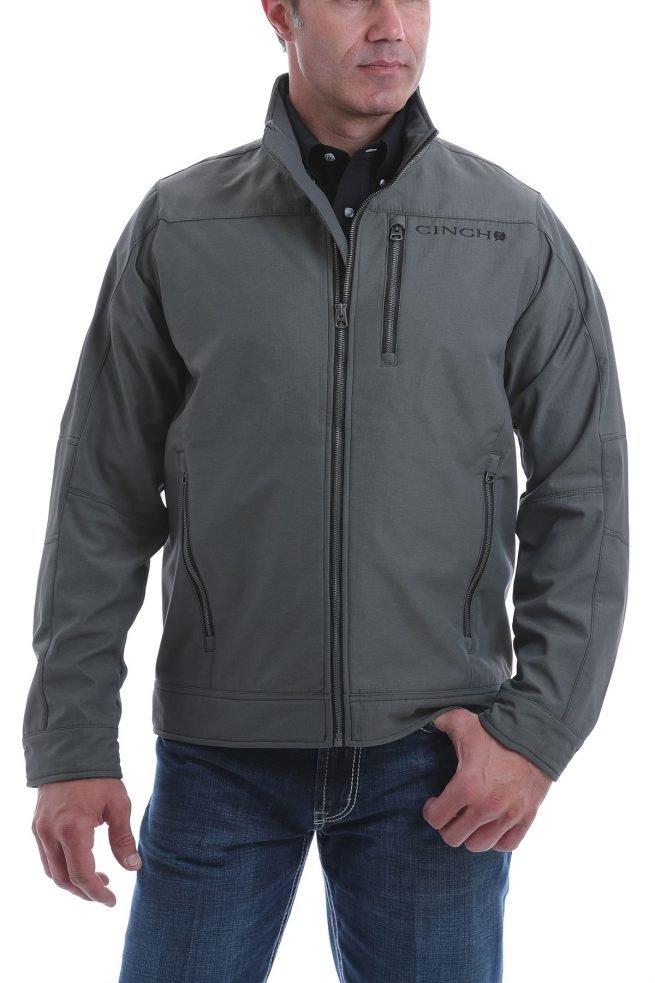 mens olive grey jacket