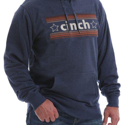 mens navy hoodie